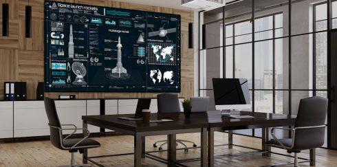 Optoma präsentiert neue 4K Ultra HD Projektoren Optoma 4K550 und 4K550ST
