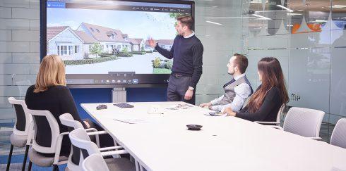 Touch-Displays vom Marktführer – Fokus-Partnerschaft mit Clevertouch