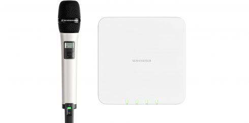 Sennheiser spendiert der SpeechLine Digital Serie einen Mehrkanalempfänger