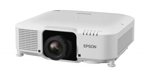 Neue Reihe: Epson 3LCD-Laserprojektoren mit Wechselobjektiven