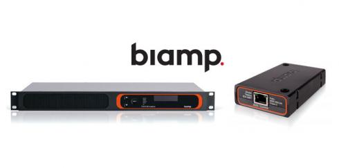 Microsoft Teams Rooms mit Biamp TesiraFORTÉ und Tesira EX-UBT USB-Expander